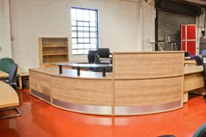 lemark showroom reception-min